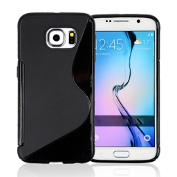 PROTECTOR TPU S LINE SAMSUNG NOTE EDGE NEGRO
