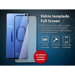 VIDRIO FULL COVER CURVO SAMSUNG S10 E