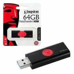 PENDRIVE KINGSTON DT106 64GB