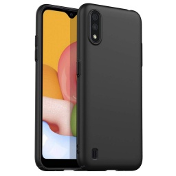 PROTECTOR ANTISHOCK SAMSUNG A01 CORE NEGRO