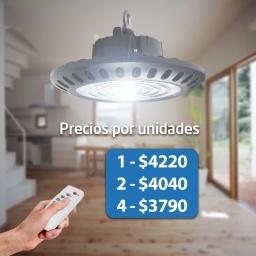 FOCO DISCO LED 200 W EXTERIOR / INTERIOR AVALON