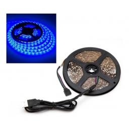 LUZ LED USB 5 METROS BLANCA / AZUL / ROJO (COLORES INDIVIDUALES)