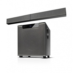 HOME THEATRE PARA TV CON SUBWOOFER ZYNK KSB 260