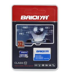 MEMORIA MICRO SD 32GB CLASE 10 CADAP BAIQIYA
