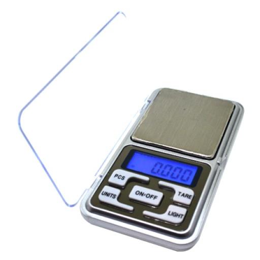 BALANZA PORTABLE DIGITAL 0.1 G A 500 G