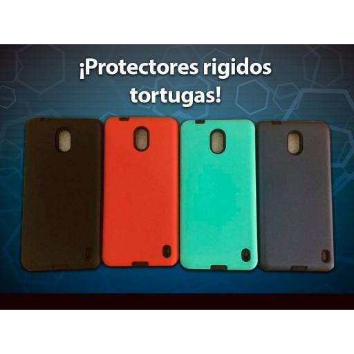 PROTECTOR ANTISHOCK IPHONE XR AZUL